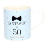 MUG FANTASTIC AT 50 MALE